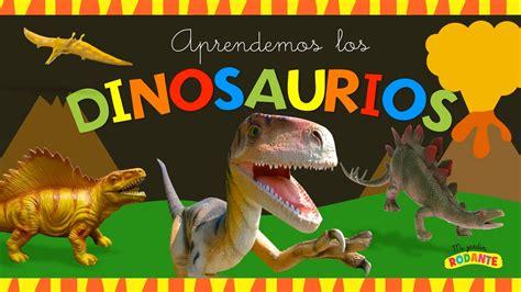 La clase de Laura: Los nombres de los dinosaurios