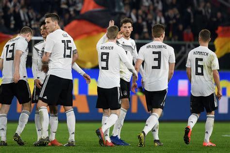La compleja refundación de la selección alemana   La Tercera