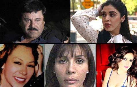 La complicada vida sentimental de  El Chapo  Guzmán ...