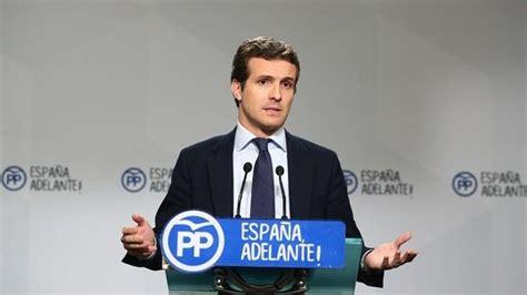 La Complutense pide el expediente de Pablo Casado al ...