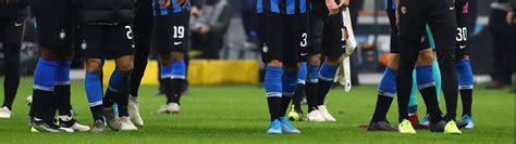 La composition en chaussures de Inter Milan   FC Barcelone