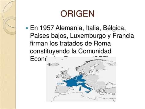La Comunidad Europea,