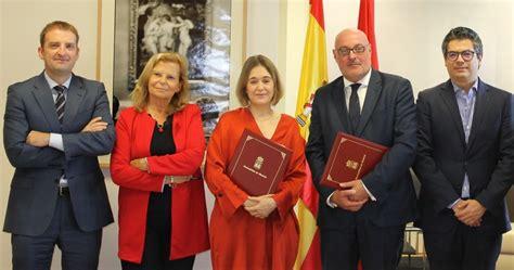 La Consejería de Cultura de Madrid y CEDRO firman convenio ...