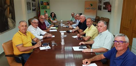 La Conselleria de Agricultura ha propiciado la fusión de ...