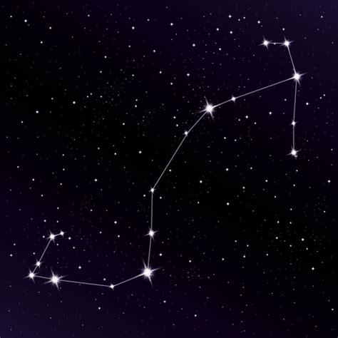 La constelación de Escorpio y su relación con el cazador ...