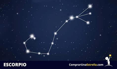 La constelación y el signo de Escorpio ...