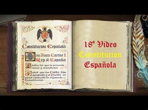 La Constitución Española de 1978   YouTube