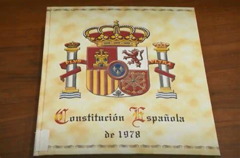La Constitución española … ¿de todos los españoles ...