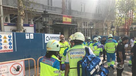 La constructora San José cae en Bolsa tras el derrumbe en ...
