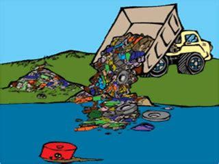 La contaminacion del agua: ¿Como se contamina el agua?