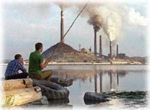La Contaminación: La contaminacion Ambiental