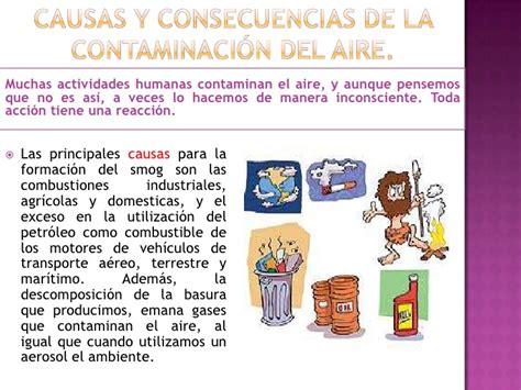 La ContaminaciÓn   Lessons   TES