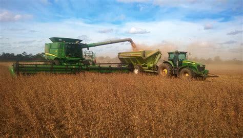 La cosecha de soja tardía avanza con resultados variados ...