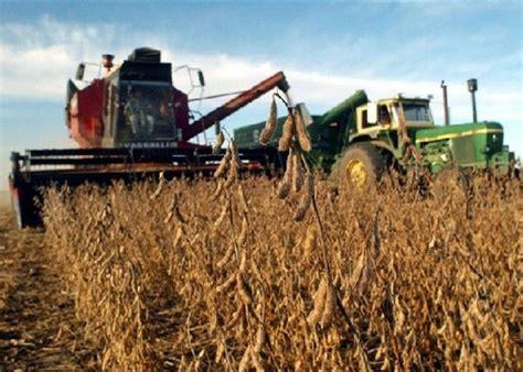 La cosecha de soja va tomando ritmo | FM Spacio 98.1 ...