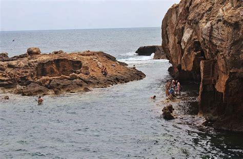 La Cova Tallada es uno de los parajes litorales más bellos ...