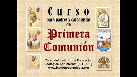 La creación  Curso para catequistas y padres de Primera ...