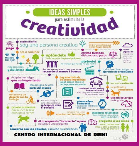 LA CREATIVIDAD   Creatividad e innovacion, Aprendizaje ...