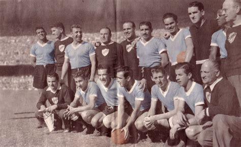 LA CULTURA FUTBOLISTICA: MARACANA 1950: URUGUAY CAMPEON ...