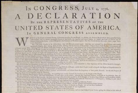 La Declaración de Independencia: bendición y maldición de ...