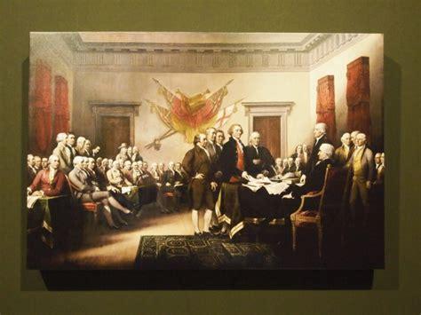 La Declaración de Independencia de 1776
