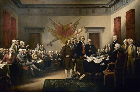 La Declaración de Independencia de los Estados Unidos ...
