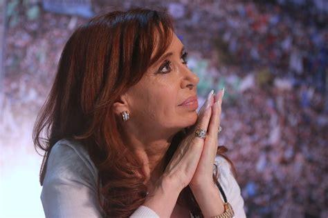 La democracia en emergencia | Cristina Fernandez de Kirchner