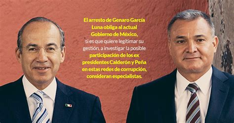 La detención de García Luna en EU presiona a la 4T, dicen ...
