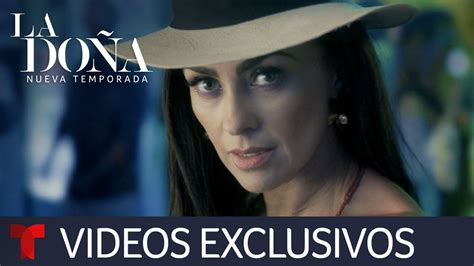 La Doña 2 | Avance Exclusivo | Telemundo Novelas   YouTube
