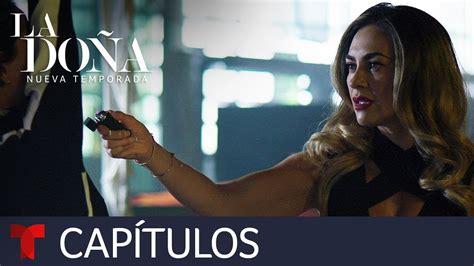 La Doña 2   Capítulo 8   Telemundo   YouTube