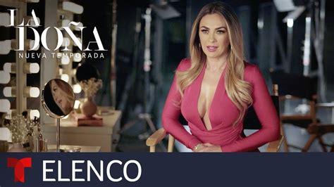 La Doña 2 | Entrevistas con el elenco de La Doña 2 ...