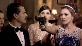 La Doña, Capítulo 2: La Doña amenaza de muerte a Saúl ...