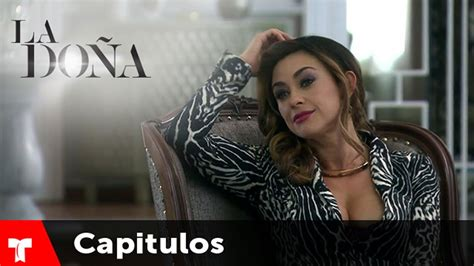 La Doña   Capítulo 28   Telemundo   YouTube