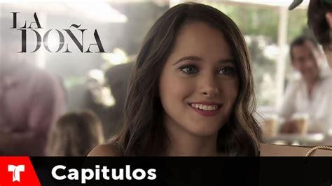 La Doña   Capítulo 90   Telemundo   YouTube