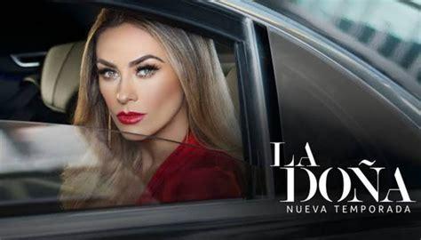 La Doña Temporada 2  Descargar y ver Online  en 2020 ...
