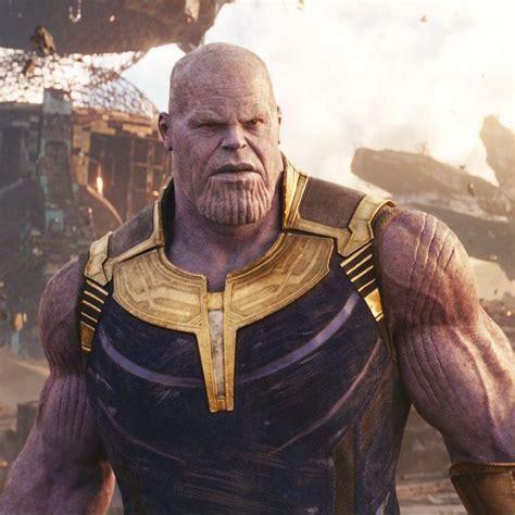 La Edad Que Tiene Thanos En La Película De Marvel