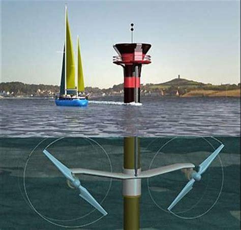 La energía mareomotriz como energía renovable ...