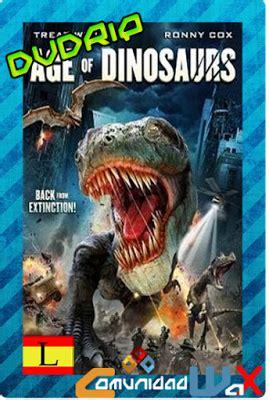 La Era De Los Dinosaurios  2013  [DVDrip] [Latino] [MEGA ...