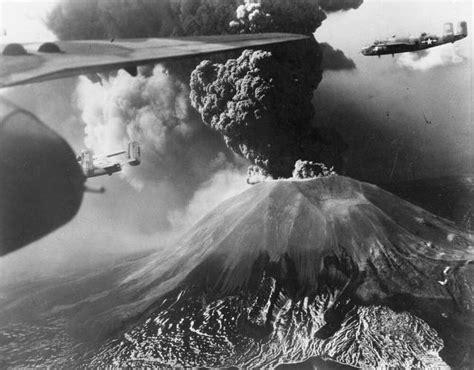 La erupción del Vesubio de 1944   Una breve historia