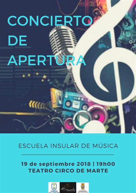 La Escuela Insular de Música de La Palma da la bienvenida ...