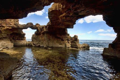 La espectacular Cova Tallada de Xàbia