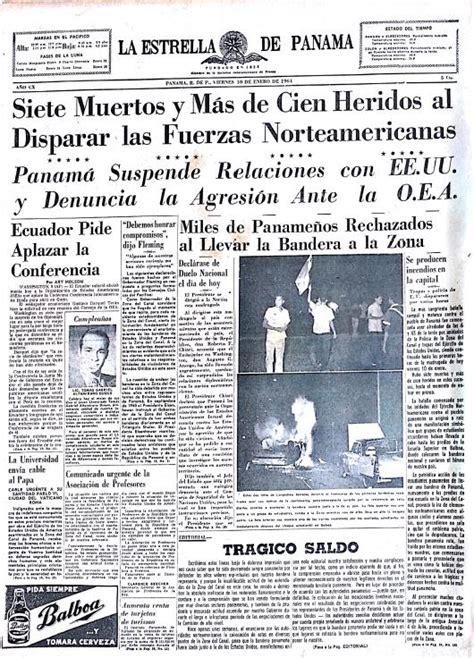 La Estrella de Panamá, viernes 10 de enero de 1964