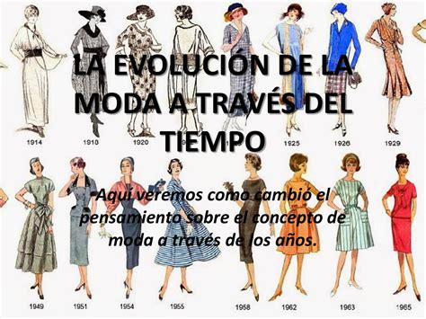 La evolución de la moda a través del tiempo by alejo   Issuu