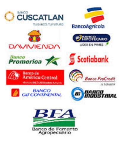 La evolución de los bancos en El Salvador timeline ...