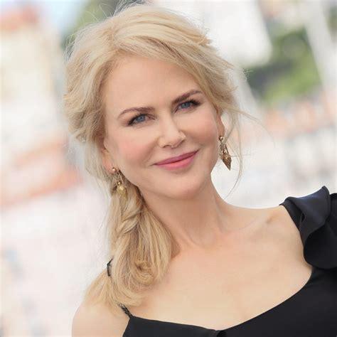 La evolución de Nicole Kidman en 50 cambios de look   Foto