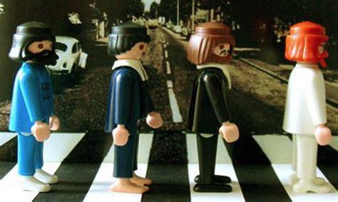 La exposición  Clicks de Playmobil  consigue 32.000 ...