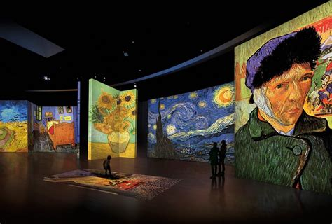 La exposición multimedia más visitada del mundo prolonga ...