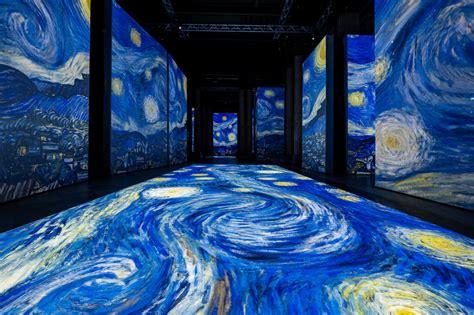 La exposición 'Van Gogh Alive' llegará a Pamplona en marzo ...