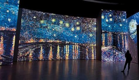 La exposición Van Gogh Alive llega a la CDMX este 2020 ...