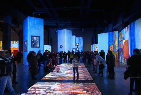 La exposición Van Gogh Alive llega a Madrid