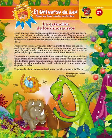 La extinción de los dinosaurios | El Universo de Leo
